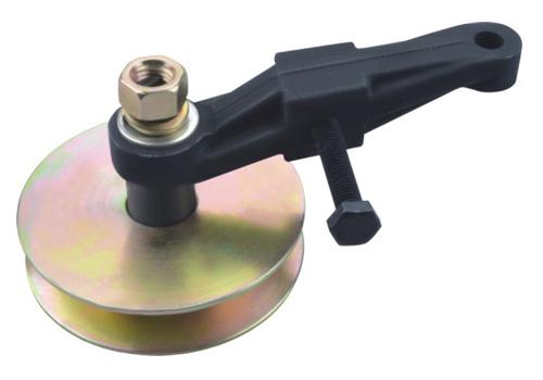 汽车发动机自动张紧器的工作原理